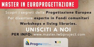 Master in Europrogettazione