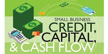 Raising Capital for My Business in Wichita KS tickets