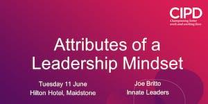 Attributes of a Leadership Mindset