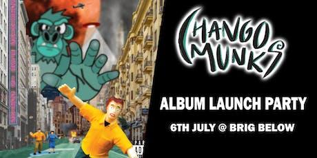 Chango Munks Album Launch with Maracabama tickets