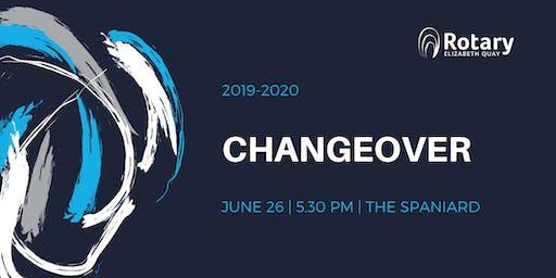 Rotary Elizabeth Quay Changeover 2019-2020