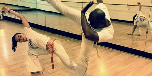 Free Capoeira Beginners Class - 1st Tuesday of the month