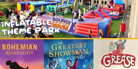 Matlock Fun Day -  The Inflatable Theme Park Extravaganza tickets