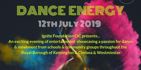 Dance Energy 2019 tickets