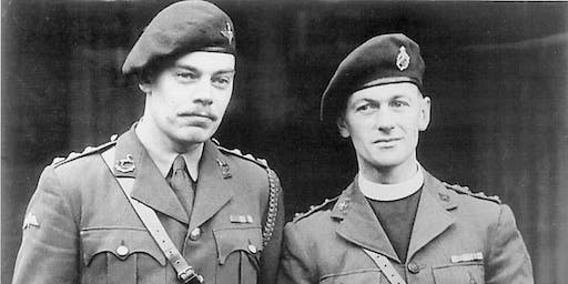 Adult Lecture Series: 'Nearer My God to Thee', Airborne Padres in WW2