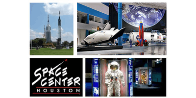 Trip to Space Center Houston