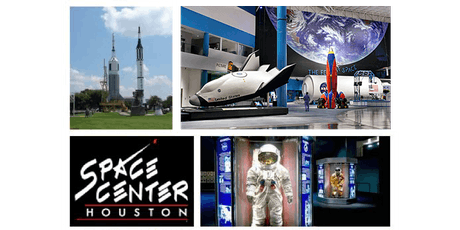 Trip to Space Center Houston tickets