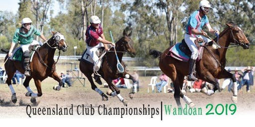 Wandoan State Club Polocrosse Championships 2019