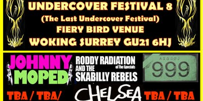 Undercover Festival 8 (Woking) - The Last Ever Undercover
