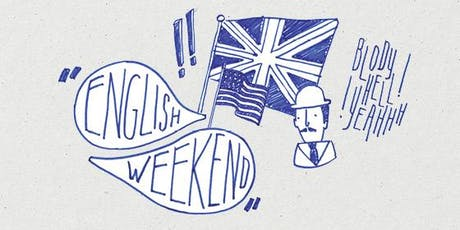 ENGLISH CONVERSATION WEEKEND Tickets
