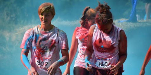 BORGO RUN through colors 2019
