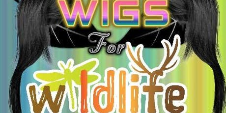 Wigs for Widlife - Drag Benefit for Wildlife Rehab tickets