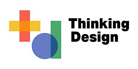 Thinking Design tickets