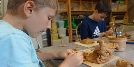 Hot Clay, Cool Days - One Day Clay Workshop tickets