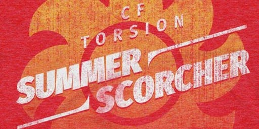 CrossFit Torsion - Summer Scorcher Team Competition 2019
