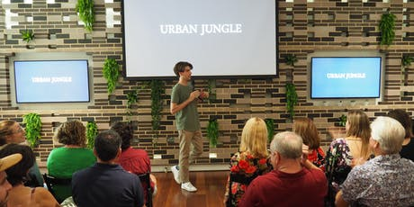 Nic Monisse - Urban Jungle - London Festival of Architecture tickets