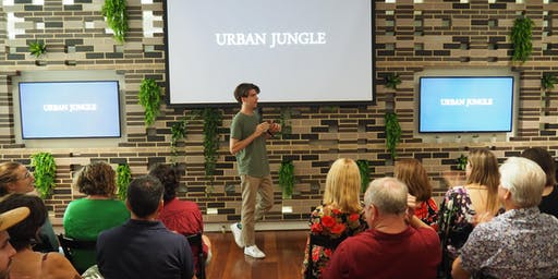 Nic Monisse - Urban Jungle - London Festival of Architecture