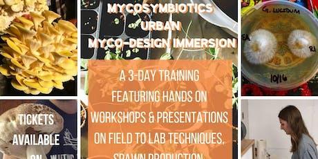 MycoSymbiotics Urban Myco-Design Immersion tickets