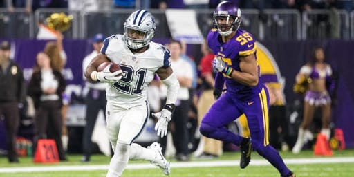 Minnesota Vikings vs Dallas Cowboys New Orleans Watch Party