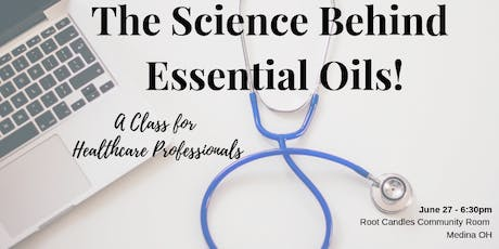 The Science Behind Essential Oils tickets