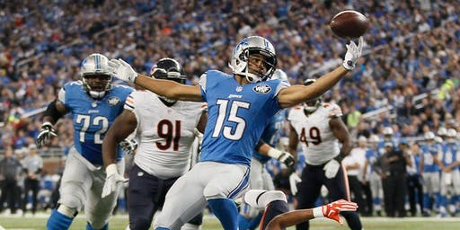 Chicago Bears vs Detroit Lions Thanksgiving New Orleans Watch Party
