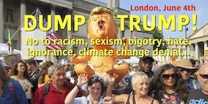 Swansea & West Wales says Dump Trump!