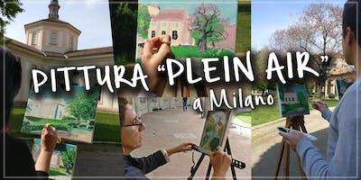 """Pittura """"Plein Air"""" a Milano!"""