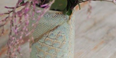 Intro to Ceramics: Handmade Vases