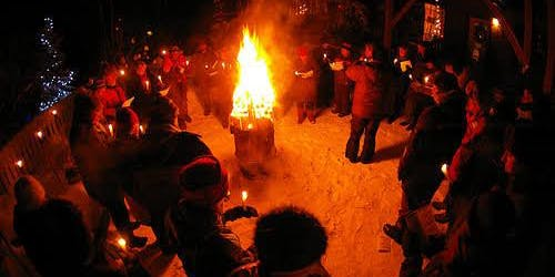 Winter Solstice Blaze Party