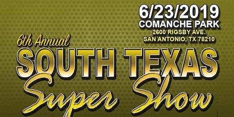 South Texas Super Car Show tickets