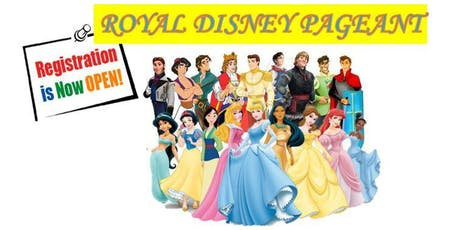 Royal Disney Pageant tickets
