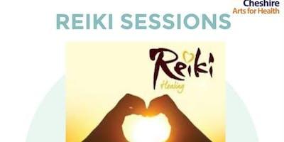 Reiki Taster Sessions