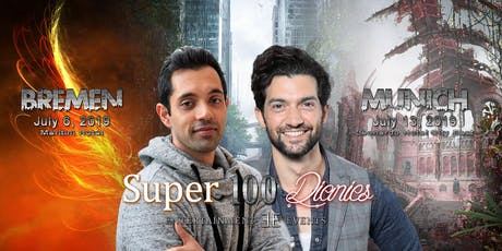 Super100Diaries - Bremen Tickets