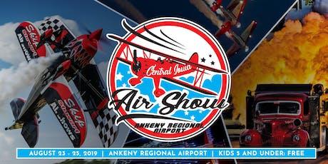 Central Iowa Airshow tickets