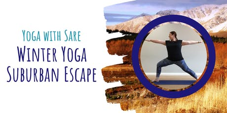 Winter Yoga Suburban Escape tickets