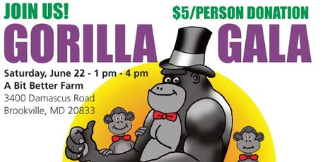 2019 Gorilla Gala tickets