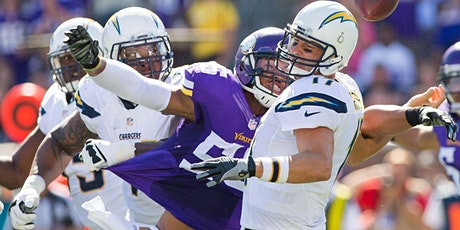 Minnesota Vikings vs Los Angeles Chargers New Orleans Watch Party tickets