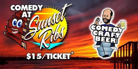 Comedy Night at Sunset Ribs tickets
