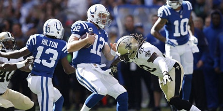 Saints vs Indianapolis Colts New Orleans Watch Party tickets