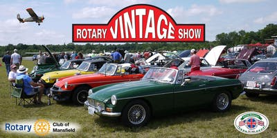 Fly In Vintage Airplanes, Motorcycles & British Cars!