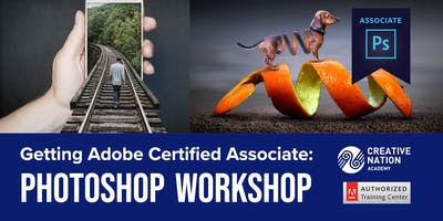 Getting Adobe Certified Associate for Photoshop Tr
