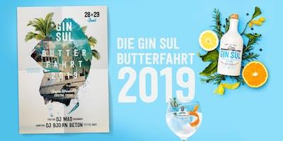 GIN SUL Butterfahrt 2019 Cocktail Cruise