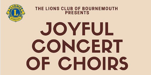 Joyful Concert of Choirs