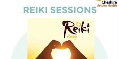 Reiki Taster Sessions - Tuesday Mornings