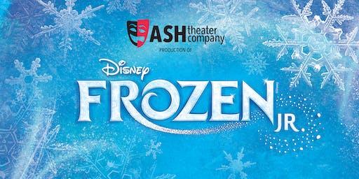 ASH Theater Company's Frozen Jr