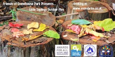 Friends of Stonehouse Park Little Saplings Outdoor Play