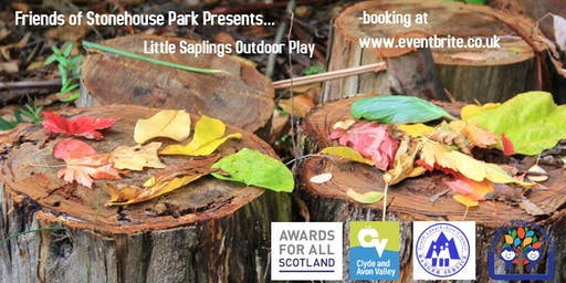 Friends of Stonehouse Park Little Saplings Outdoor Play