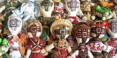 UKRAINIAN MOTANKA DOLLS tickets