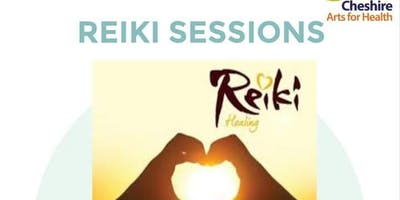 Reiki Taster Sessions - Tuesday Afternoons