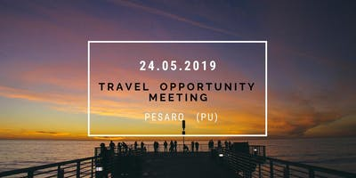 Travel opportunity event